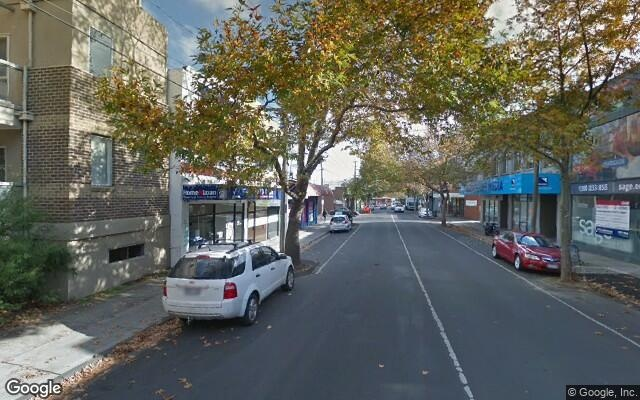 parking on Atherton Road in Oakleigh VIC