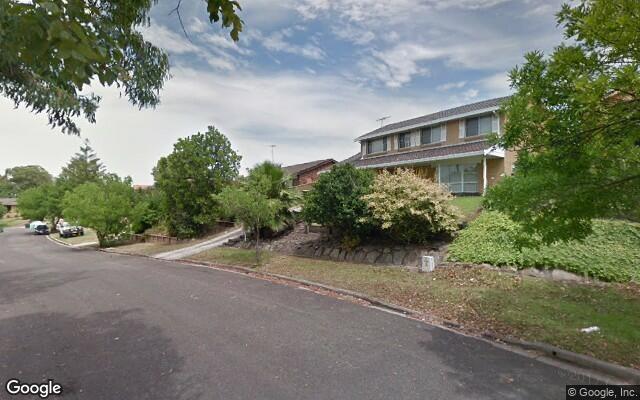 Parking Photo: Ballantrae Dr  Saint Andrews NSW  Australia, 32967, 109908