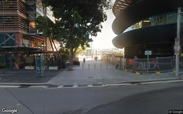 parking on Barangaroo Avenue in Barangaroo