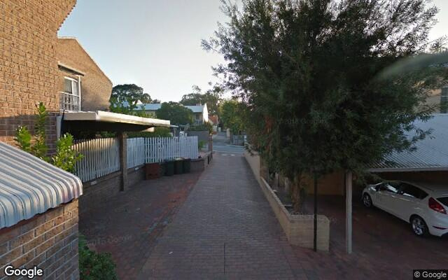parking on Barker Road in Subiaco WA