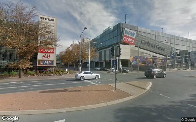 Braddon - Secure Underground Parking near Canberra Centre #2