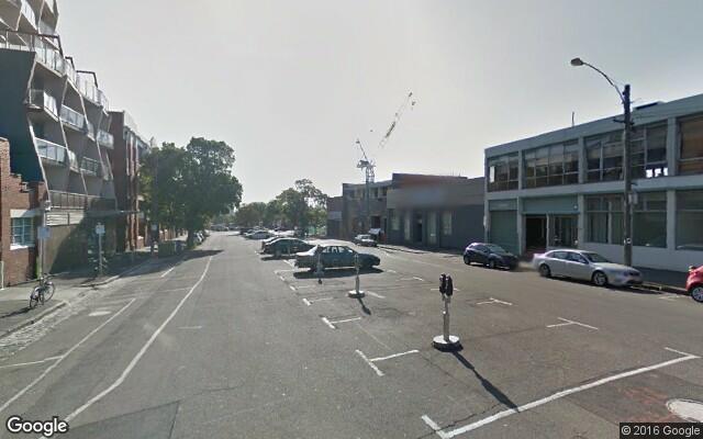 parking on Batman Street in West Melbourne