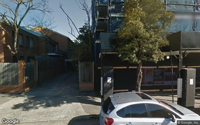 Parking Photo: Bay St  Glebe  New South Wales  Australia, 34330, 116795