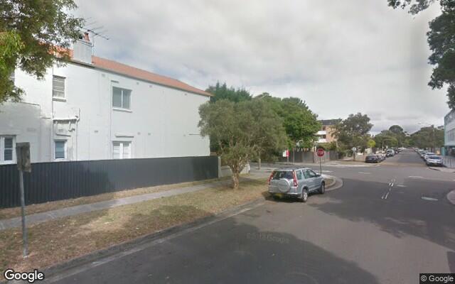 parking on Beach Road in Bondi Beach NSW