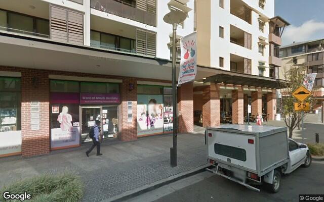 parking on Belgrave Street in Kogarah NSW 2217