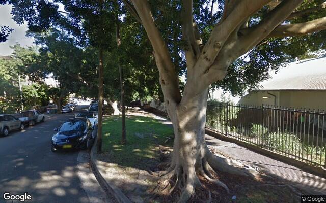 parking on Bellevue Park Road in Bellevue Hill NSW