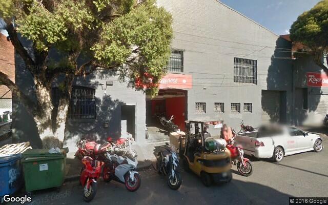 parking on Berkeley Street in Carlton