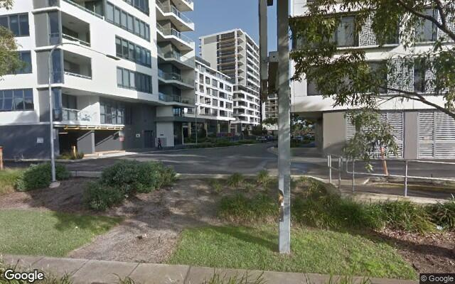 parking on Bindon place in Zetland NSW