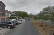 parking on Blair St in Bondi Beach