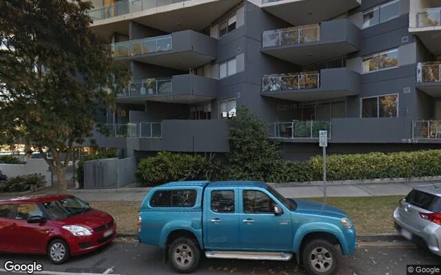 parking on Blamey Street in Kelvin Grove