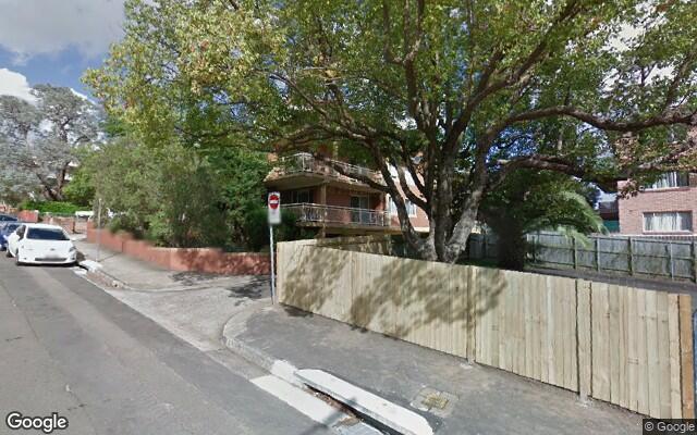 parking on Blaxland Road in Ryde NSW