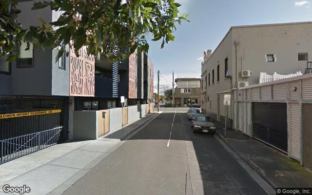 Parking Photo: Bliss Street  Richmond VIC  Australia, 34912, 120679