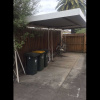 Carport parking on Blyth St in Brunswick East VIC