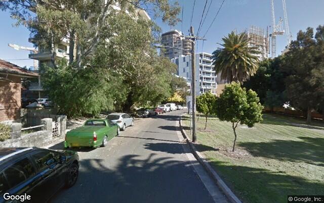parking on Bondi Road in Bondi Junction