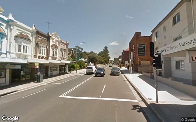 parking on Bondi Road in Bondi Junction NSW