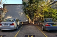 parking on Bourke St in Surry Hills NSW