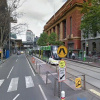 Carport parking on Bourke Street in Melbourne VIC
