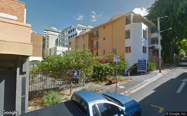 Parking Photo: Bowen Street  Spring Hill QLD  Australia, 35309, 122630