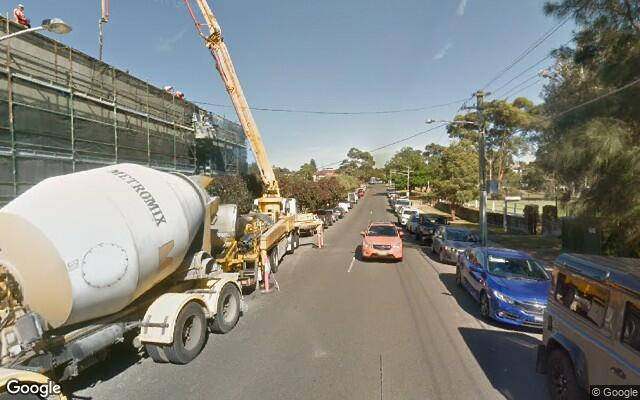 parking on Bream Street in Coogee NSW