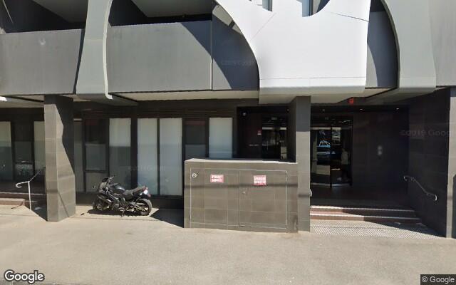 Secure underground parking space in Brunswick