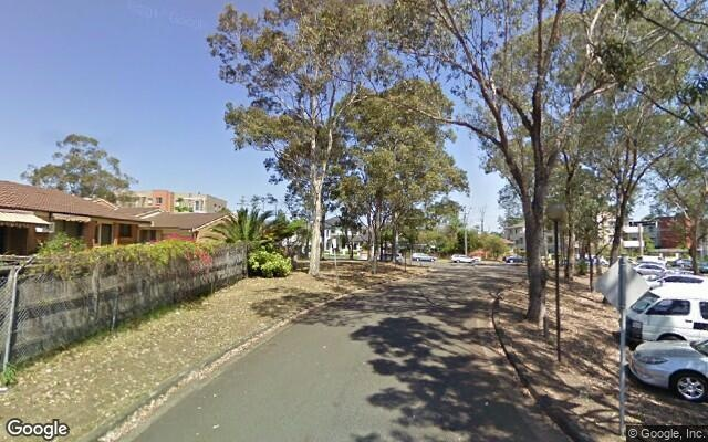 parking on Bridge Rd in Westmead NSW 2145