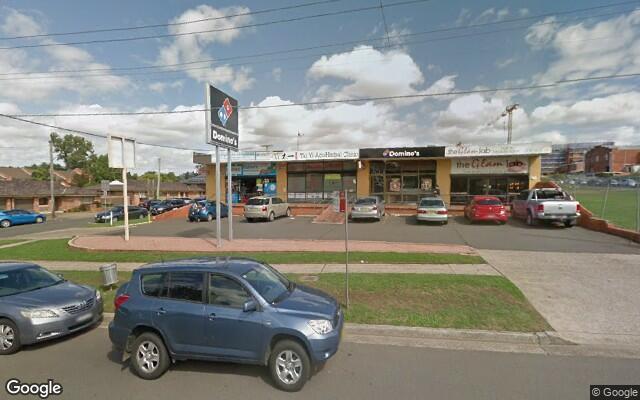 parking on Bringelly Road in Kingswood NSW