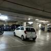 Indoor lot parking on Broadway Plaza in Broadway