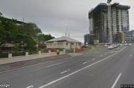 parking on Brookes Street in Bowen Hills
