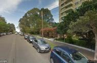 parking on Broughton Rd in Artarmon