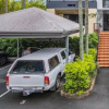 Undercover parking on Brunswick Street in New Farm QLD