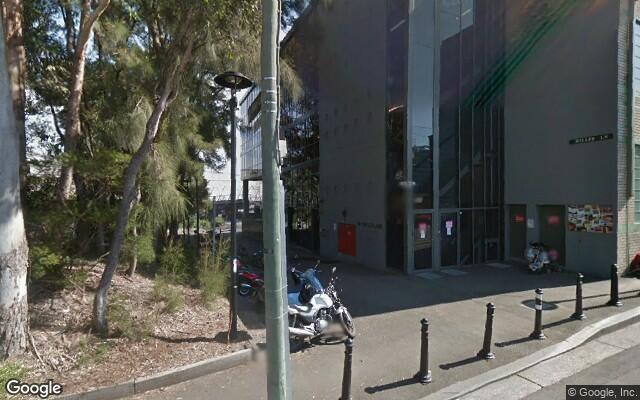 parking on Bulwara Road in Pyrmont NSW