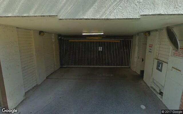 parking on Bulwara Road in Ultimo