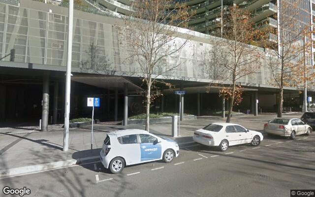 parking on Bunda Street in Canberra ACT