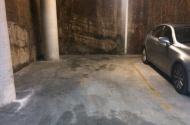 parking on Bunn St in Pyrmont