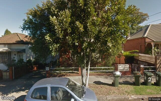 parking on Burfitt Street in Leichhardt NSW