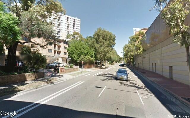 Parking in Parramatta