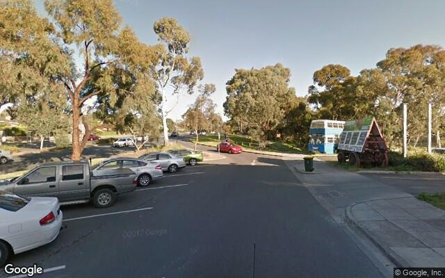 parking on Canterbury Rd in Forest Hill VIC 3131
