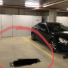 Undercover parking on Cape Street in Dickson ACT