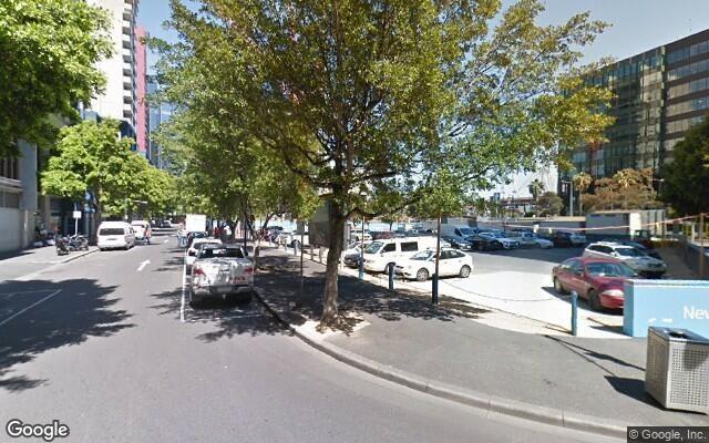 parking on Caravel Lane in Docklands VIC