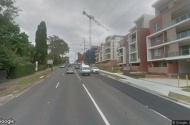 parking on Carlingford Road in Epping NSW