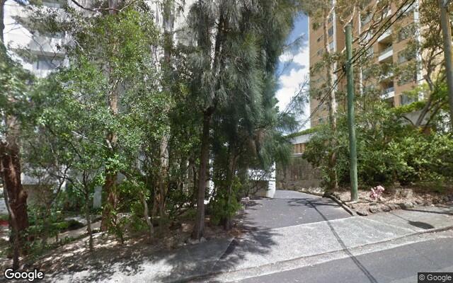 parking on Carr Street in Waverton NSW