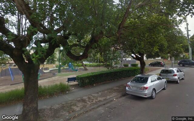 parking on Chapel Street in Rockdale NSW