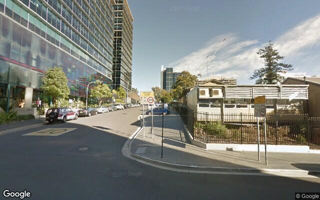 parking on Charles Street in Parramatta NSW