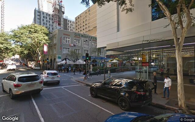 Parking Photo: Charlotte Street  Brisbane City QLD  Australia, 22758, 165991