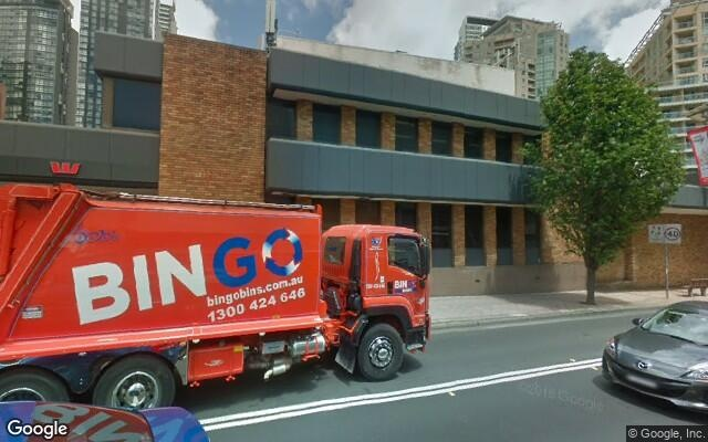 parking on Chatswood NSW 2067 in Australia