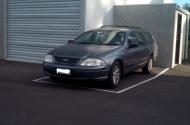 parking on Chesterville Rd in Cheltenham
