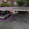Carport parking on Clara St in South Yarra VIC 3141