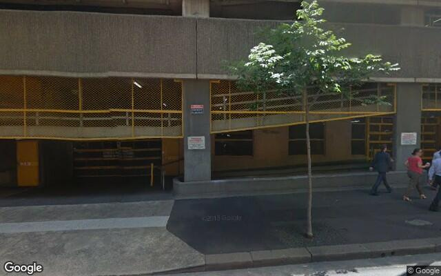 parking on Clarence Street in Sydney NSW