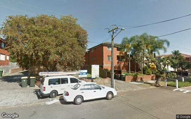 parking on Colin St in Lakemba NSW