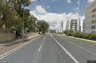 parking on College Street in Belconnen Territorio della Capitale Australiana